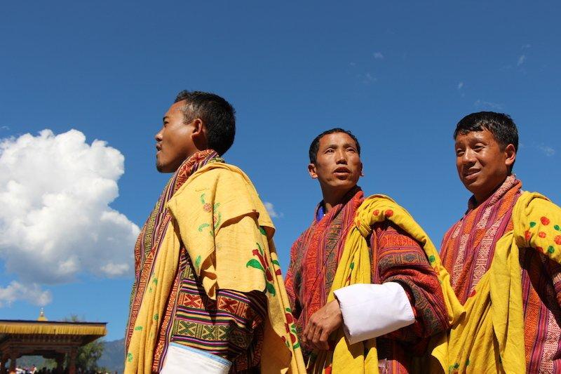 locals-bhutan