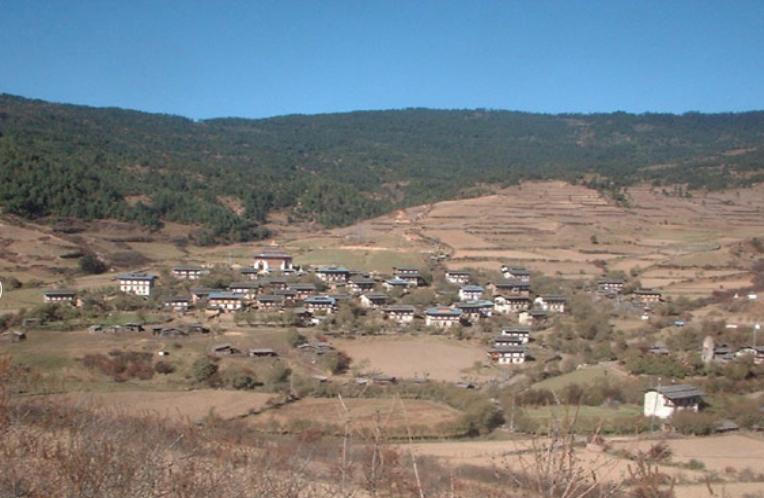 Ura valley Bumthang